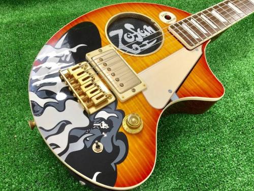 ギターのFERNANDES