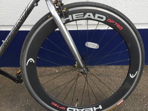 自転車のHEAD