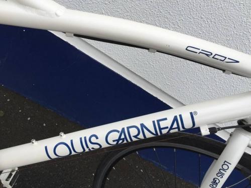 ロードバイクのLOUIS GARNEAU