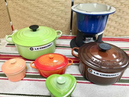 キッチン雑貨の鍋