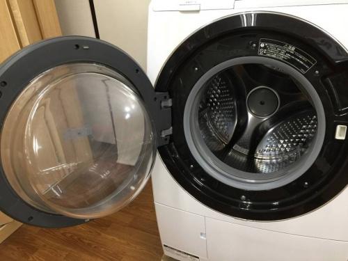 ドラム式洗濯機のHITACHI