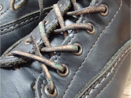 ブーツのウエスコ