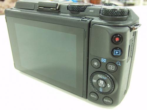 ミラーレスカメラのキャノン(Canon)