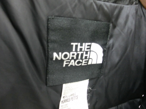 THE NORTH FACEの府中中古衣類