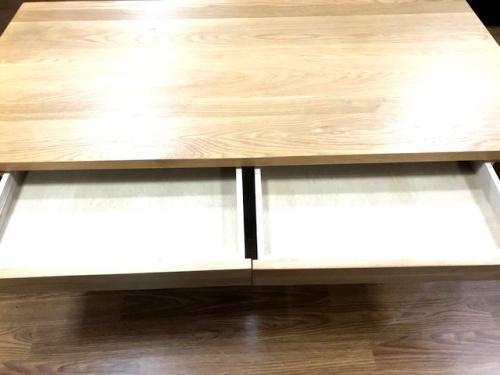 ローテーブルの無印良品