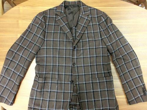 ジャケットの春物衣類