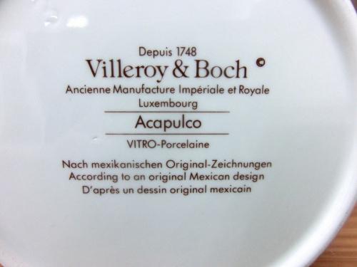 洋食器のVilleroy&Boch