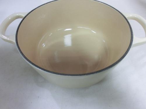 鍋のLE CREUSET