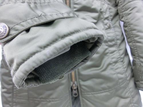 ファージャケットのヒステリックグラマー