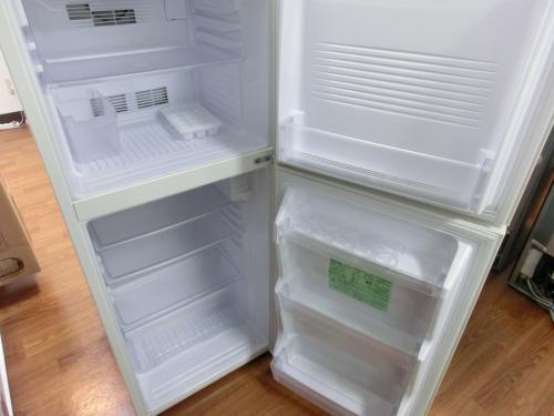 2ドア冷蔵庫の府中中古