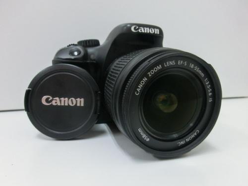 CANONの一眼レフカメラ