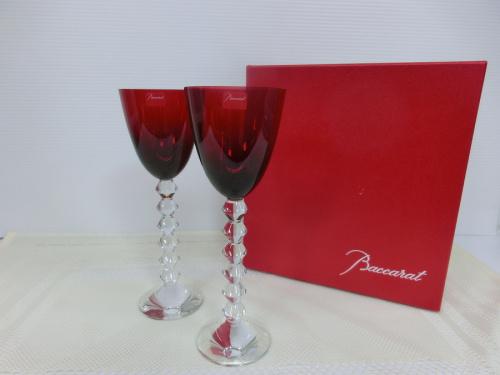 Baccaratのワイングラス