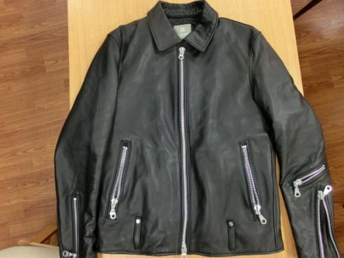 ジャケットの秋物
