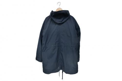 コートのフィッシュテールトリクライメートコート
