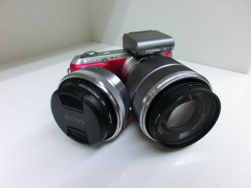 SONY NEX-C3の中古カメラ 中古ミラーレスカメラ