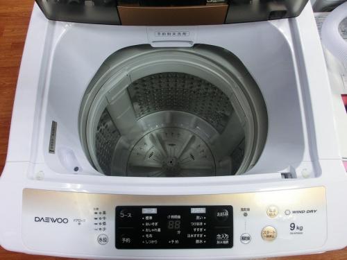 中古 家電の中古 洗濯機