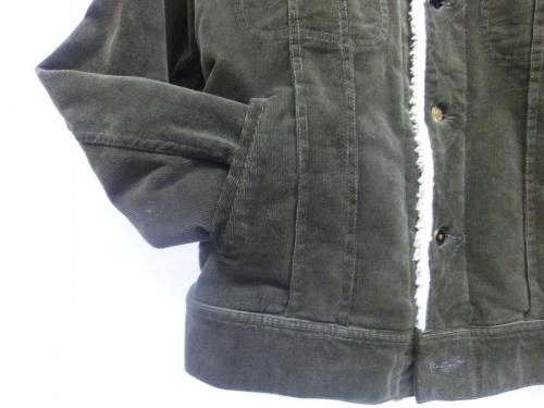 ジャケットのLEE ボアジャケット