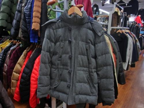 古着 ブランド衣類 中古ブランドの冬物古着 アウター買取 古着アウター販売