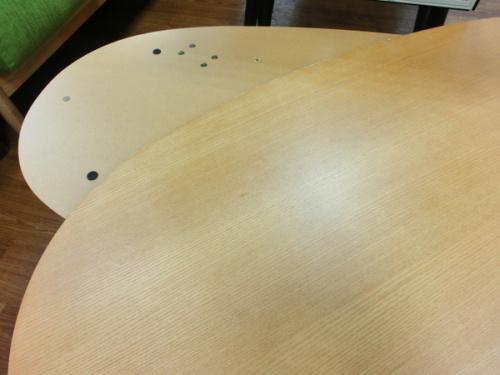 コタツ コタツテーブル 楕円テーブルの暖房家電買取強化中