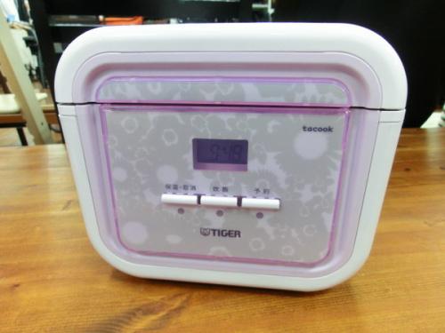 新生活 一人暮らし家電のマイコン炊飯ジャー 炊飯器