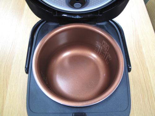 炊飯器のIH炊飯ジャー