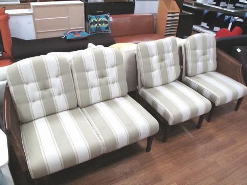 ソファーの3Pソファ