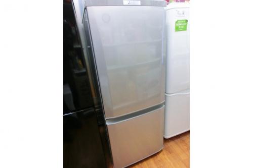 生活家電の冷蔵庫 2ドア