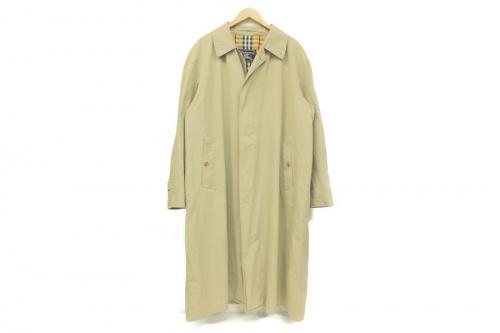 メンズファッションのコート ステンカラーコート