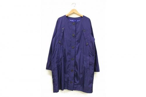 レディースファッションのコート ナイロンコート