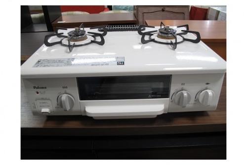 調理家電 LPガステーブル 水無し片面焼き