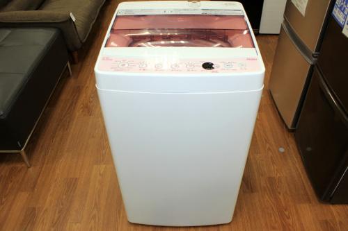 生活家電 全自動洗濯機のHaier ハイアール