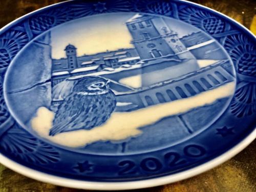 Royal Copenhagenの洋食器 府中