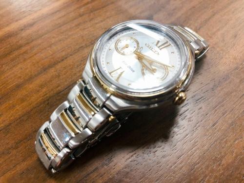 腕時計のCITIZEN シチズン