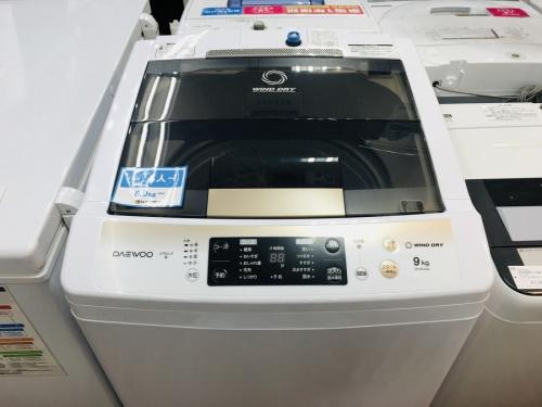 洗濯機のDaewoo