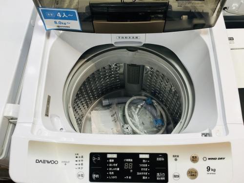 DaewooのDW-MT90GD-W