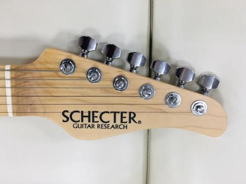 ギターのSCHECTER(シェクター)