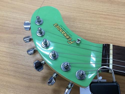 ギターのFERNANDES(フェルナンデス)