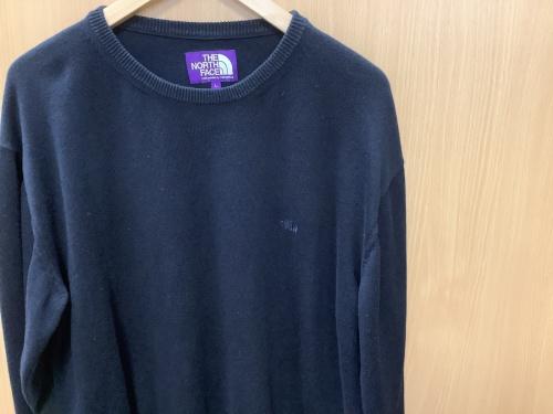 メンズファッションのセーター