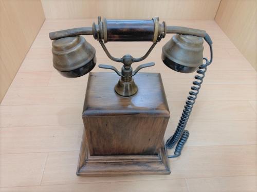 レトロ電話機の買取強化