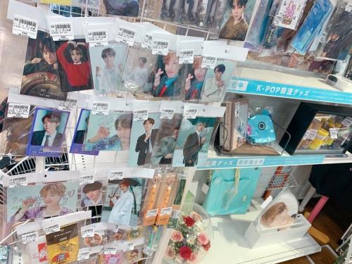 K-POP BTSの買取強化