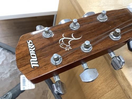 ギターのMORRIS(モーリス)