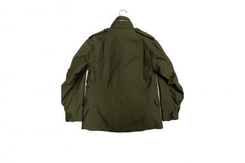 ジャケットのTOY'S McCOY