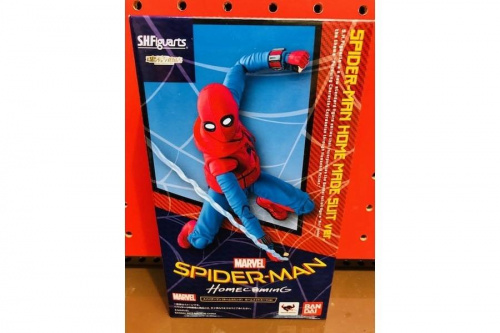 スパイダーマンのMARVEL(マーベル)