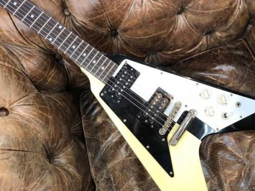 ギターのフライングV