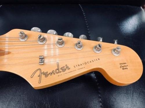 ギターのストラトキャスター