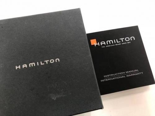 ハミルトン(HAMILTON)の八王子多摩立川 中古 腕時計