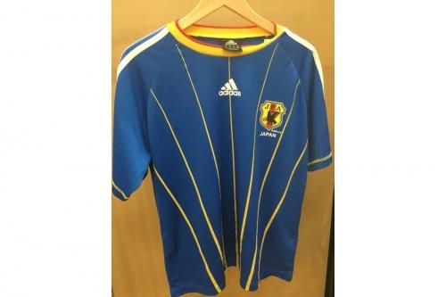サッカーの八王子多摩立川洋服買取
