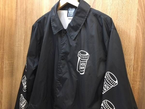 メンズファッションのコーチジャケット
