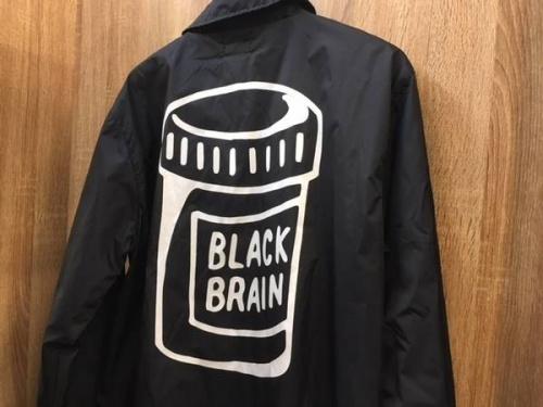 コーチジャケットのBBC BlackBrainClothing