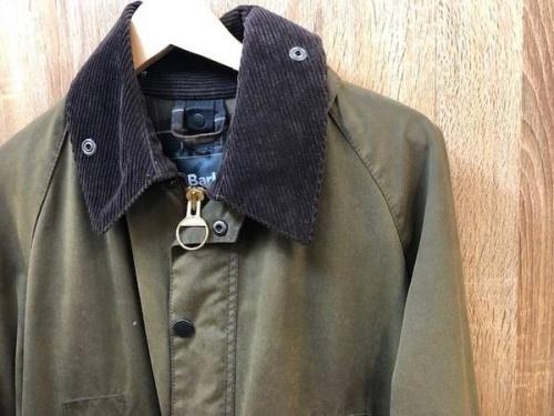 バブアーの八王子多摩立川洋服買取